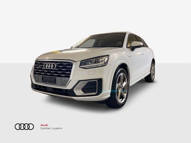 Audi Q2 sport 39'434 km CHF32'580 - buy on carforyou.ch - 1