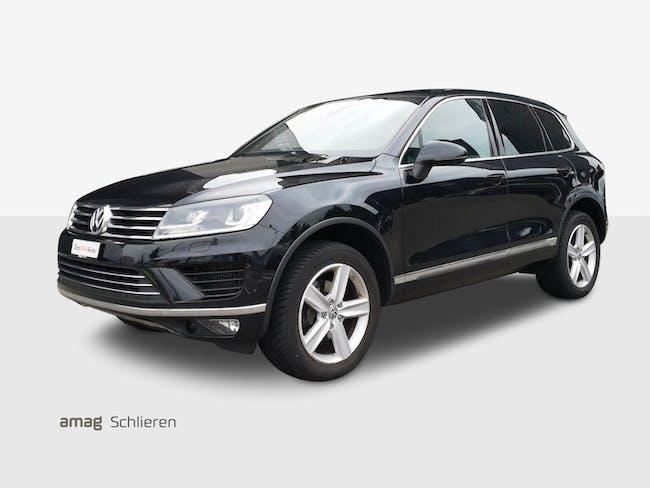 VW Touareg FL BlueMotion Technology 89'500 km CHF32'980 - buy on carforyou.ch - 1