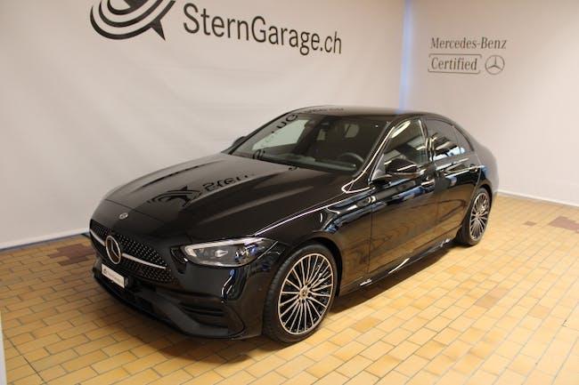 Mercedes-Benz C-Klasse C 200 AMG Line 4matic 10 km CHF73'388 - buy on carforyou.ch - 1