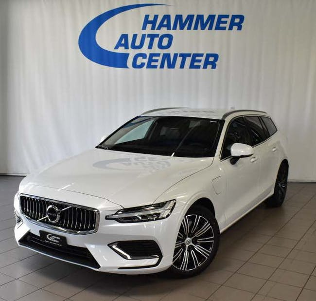 Volvo V60 2.0 T6 TE Inscription eAWD Recharge for Business 100 km CHF55'466 - buy on carforyou.ch - 1