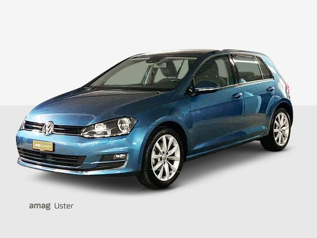 VW Golf Highline 25'500 km CHF15'900 - buy on carforyou.ch - 1