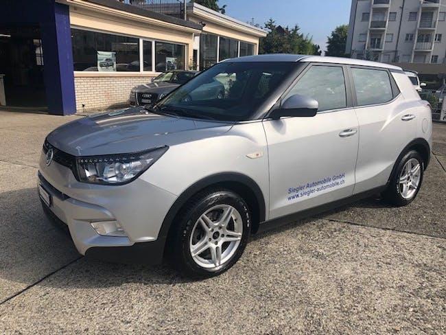 SsangYong Tivoli 1.6 eXDi Quartz 4WD Automatic 51'800 km CHF13'600 - buy on carforyou.ch - 1
