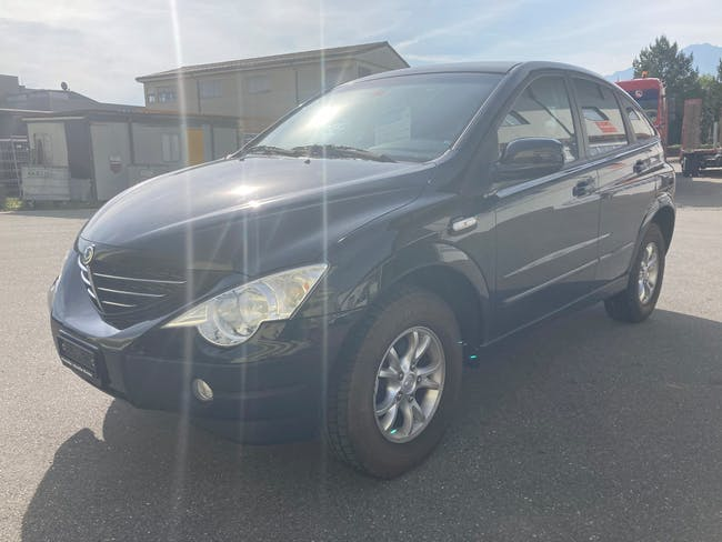 SsangYong Actyon 200 Xdi 4WD Comfort 86'225 km CHF7'800 - acquistare su carforyou.ch - 1