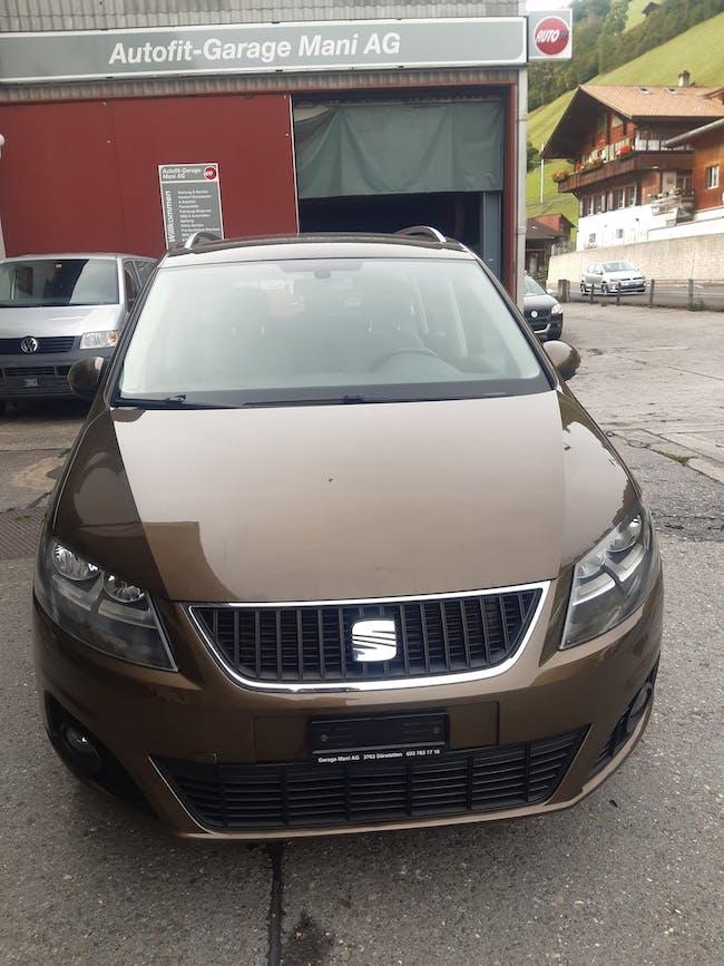 SEAT Alhambra 2.0 TDI Style 4x4 186'000 km CHF11'900 - buy on carforyou.ch - 1