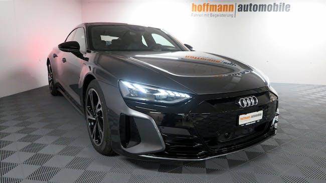 Audi e-tron GT quattro 5'000 km CHF99'990 - buy on carforyou.ch - 1