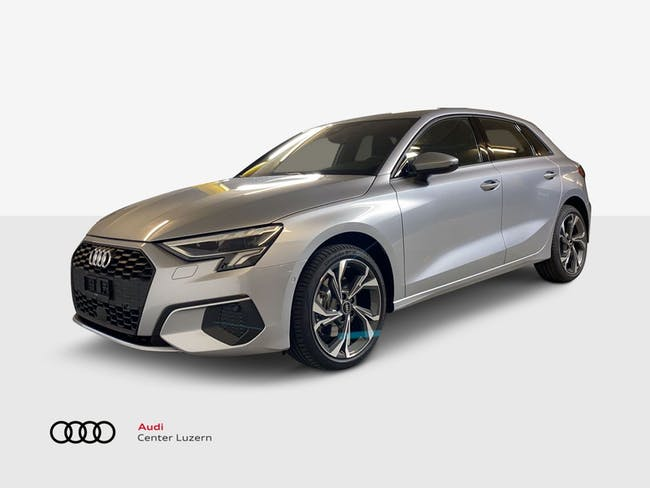 Audi A3 Sportback 35 TFSI Attraction 1'900 km CHF38'360 - buy on carforyou.ch - 1