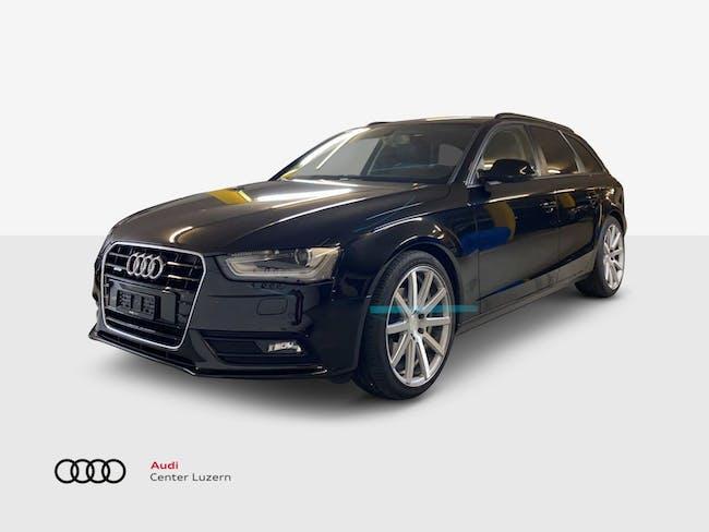 Audi A4 Avant 82'650 km CHF19'990 - buy on carforyou.ch - 1