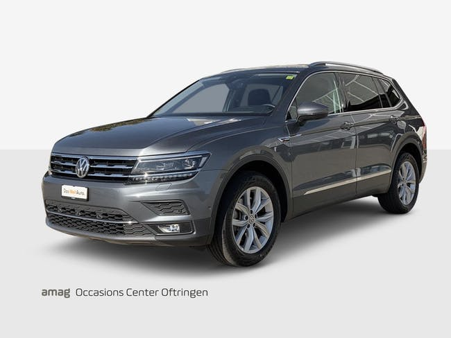 VW Tiguan Allspace Highline 25'500 km CHF46'450 - buy on carforyou.ch - 1