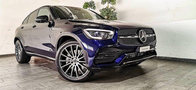 Mercedes-Benz GLC-Klasse GLC 200 AMG Line 4m Coupé 10'500 km CHF69'900 - buy on carforyou.ch - 1