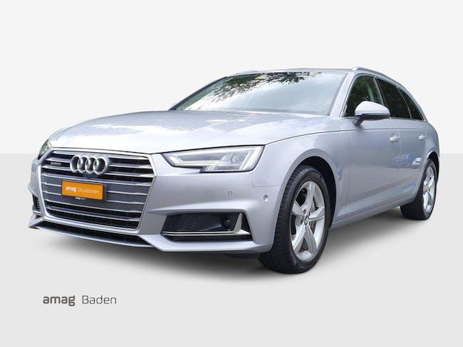 Audi A4 Avant 40 TDI sport 15'000 km CHF41'888 - buy on carforyou.ch - 1