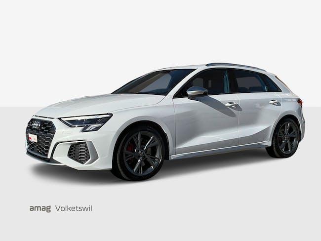 Audi S3 Sportback 8'100 km CHF55'900 - buy on carforyou.ch - 1