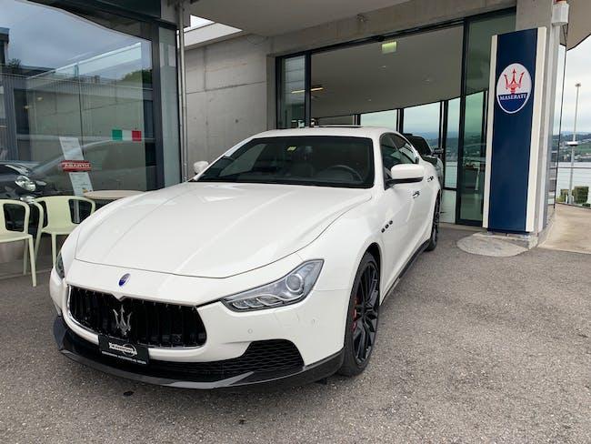 Maserati Ghibli S Q4 3.0 V6 95'000 km CHF38'900 - kaufen auf carforyou.ch - 1