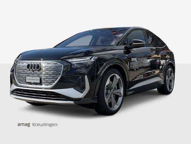 Audi Q4 e-tron Q4 SB 40 e-tron 5'000 km CHF76'500 - buy on carforyou.ch - 1