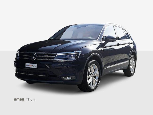 VW Tiguan Highline 25'200 km CHF48'750 - buy on carforyou.ch - 1