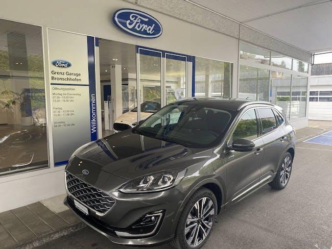 Ford Kuga 2.5 Plug-in Hybrid Vignale 10 km CHF47'600 - buy on carforyou.ch - 1
