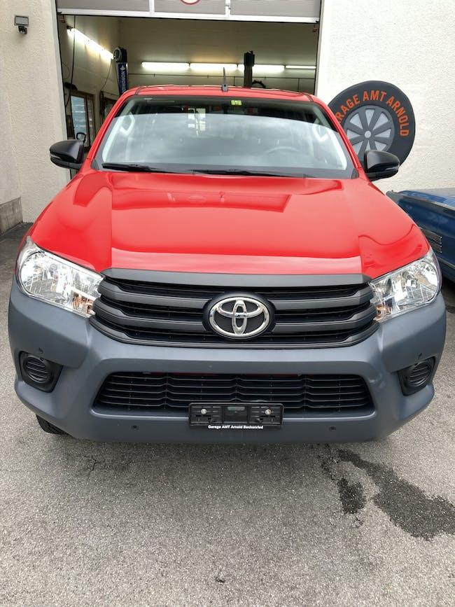 Toyota Hilux Top gepflegtes Fahrzeug! 55'000 km CHF34'900 - acheter sur carforyou.ch - 1