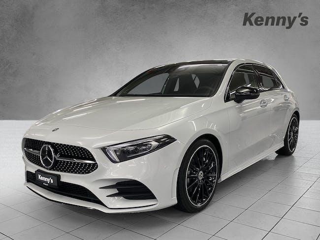 Mercedes-Benz A-Klasse A 200 AMG Line 4m 10 km CHF55'200 - buy on carforyou.ch - 1