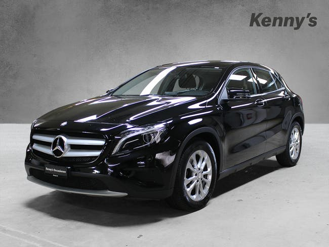 Mercedes-Benz GLA-Klasse GLA 200 CDI 4Matic 99'000 km CHF20'600 - buy on carforyou.ch - 1