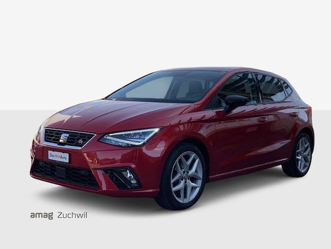 SEAT Ibiza NEW IBIZA FR 31'000 km CHF16'500 - buy on carforyou.ch - 1