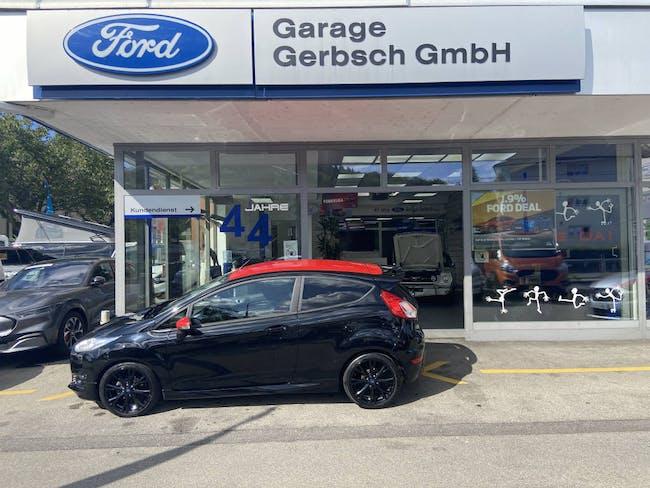 Ford Fiesta 1.0 EcoB 140 ST-Line Black 28'900 km CHF14'470 - buy on carforyou.ch - 1