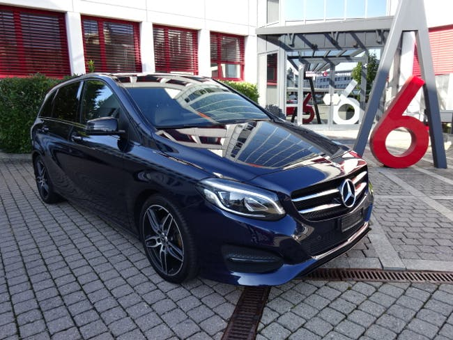 Mercedes-Benz B-Klasse B 200 AMG Line 109'000 km CHF18'500 - buy on carforyou.ch - 1