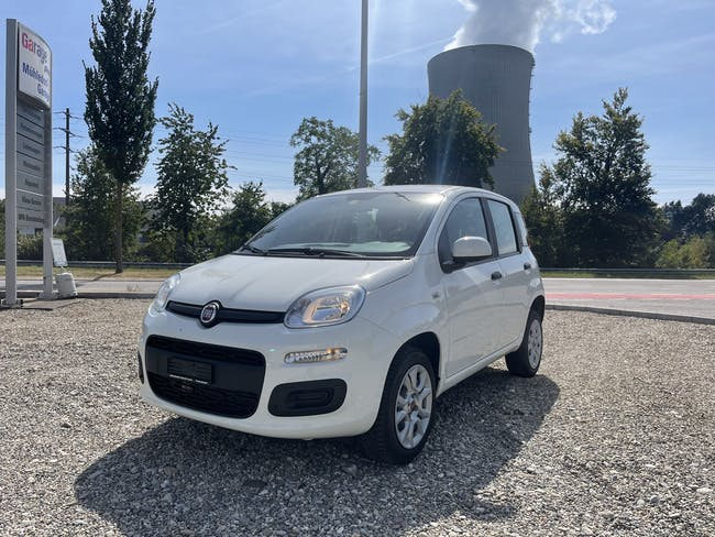 Fiat Panda 0.9 T TwinAir NP Lounge 14'307 km CHF9'500 - buy on carforyou.ch - 1