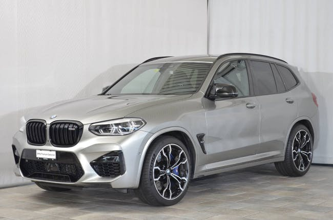 BMW X3 xDrive M Competition Steptronic 26'900 km CHF77'300 - buy on carforyou.ch - 1