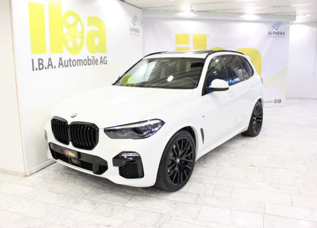 BMW X5 xDrive M50d 205 km CHF119'900 - buy on carforyou.ch - 1