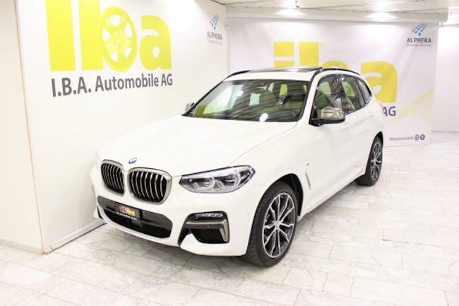 BMW X3 xDrive M40i 26'221 km CHF67'900 - buy on carforyou.ch - 1