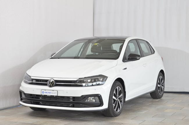 VW Polo 1.0 TSI BMT R-Line Comfortline DSG 2'200 km CHF25'400 - buy on carforyou.ch - 1