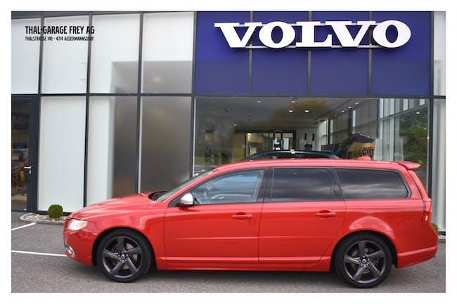 Volvo V70 D5 AWD R-Design 141'700 km CHF18'300 - buy on carforyou.ch - 1