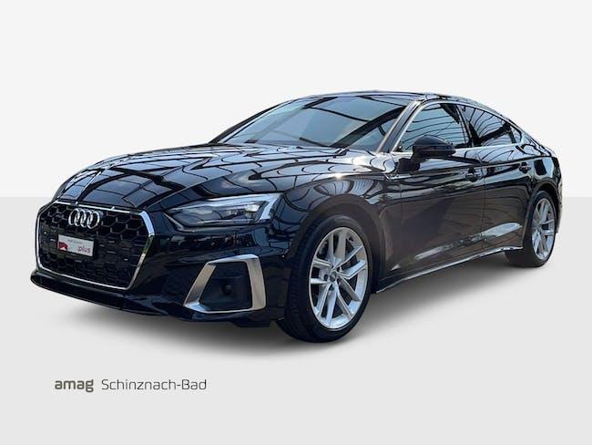 Audi A5 Sportback 45 TFSI S line 14'900 km CHF52'980 - buy on carforyou.ch - 1