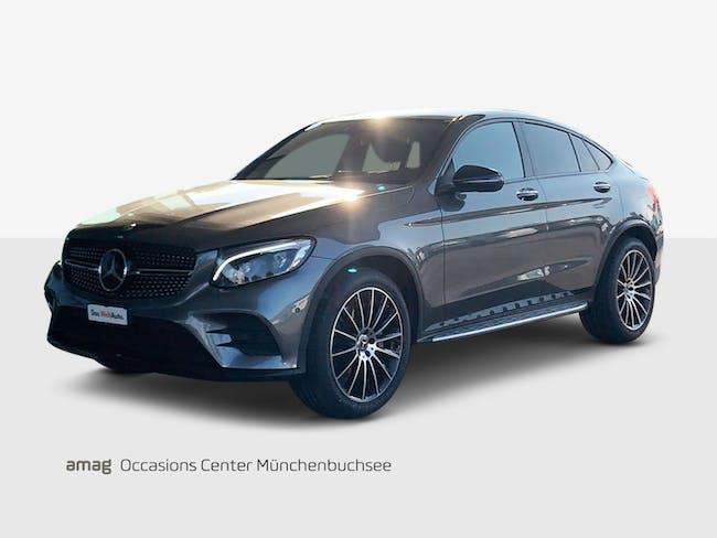Mercedes-Benz GLC-Klasse GLC Coupé 250 d 4Matic 75'850 km CHF44'450 - acquistare su carforyou.ch - 1