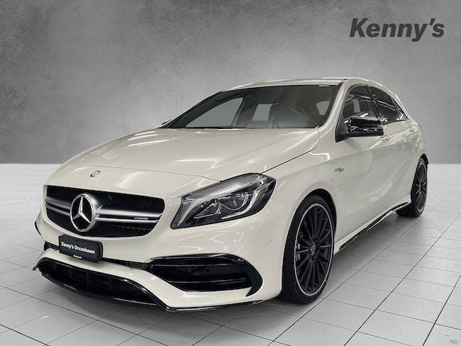 Mercedes-Benz A-Klasse A 45 AMG 4Matic 48'000 km CHF38'600 - buy on carforyou.ch - 1