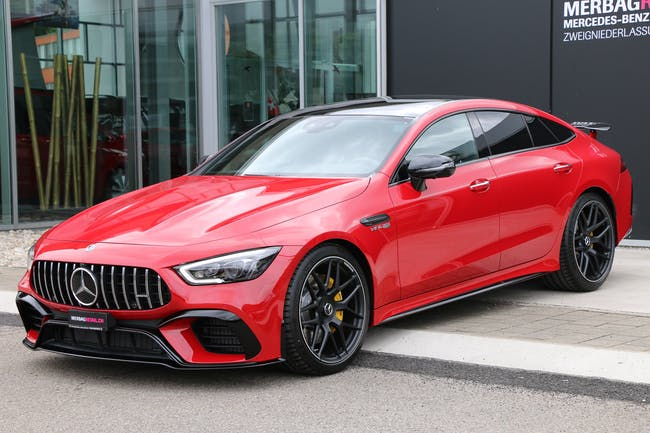 Mercedes-Benz GT AMG GT 4 63 S 4Matic+ 15 km CHF209'800 - buy on carforyou.ch - 1