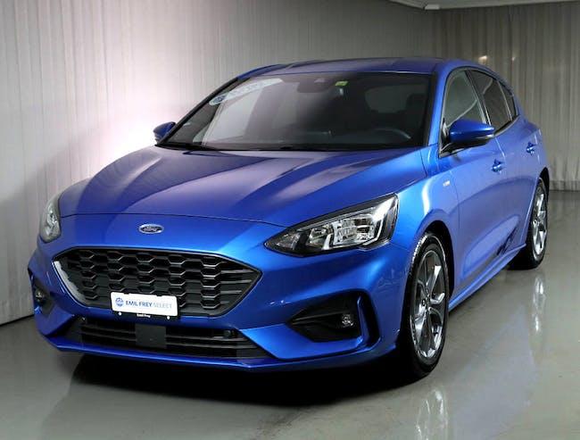 Ford Focus 1.0i EcoB 125 ST-Line 10'400 km CHF24'990 - buy on carforyou.ch - 1