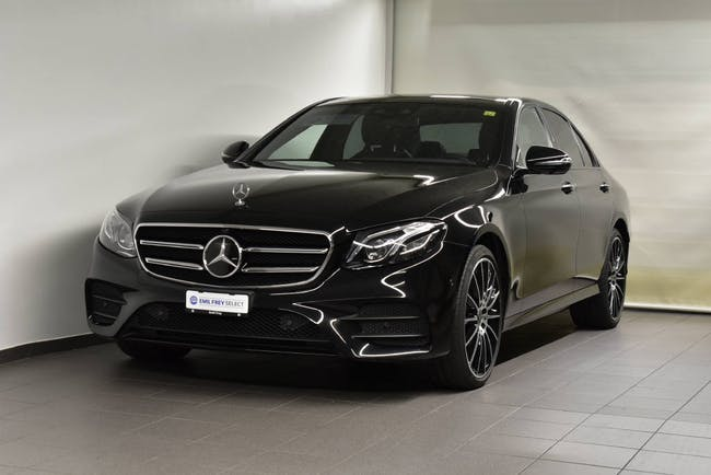Mercedes-Benz E-Klasse E 220 d AMG Line 4matic 61'300 km CHF43'500 - buy on carforyou.ch - 1