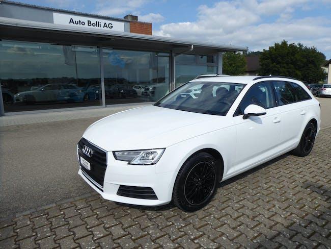 Audi A4 Avant 2.0 35 TFSI 56'700 km CHF26'980 - buy on carforyou.ch - 1