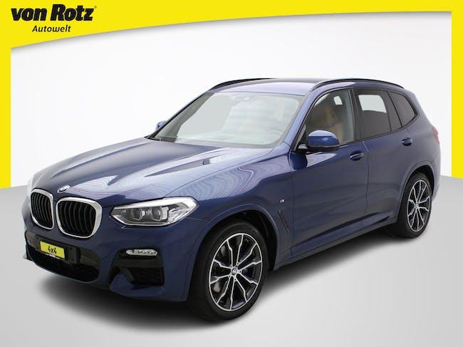 BMW X3 30d xDrive SAG 66'950 km CHF47'899 - buy on carforyou.ch - 1