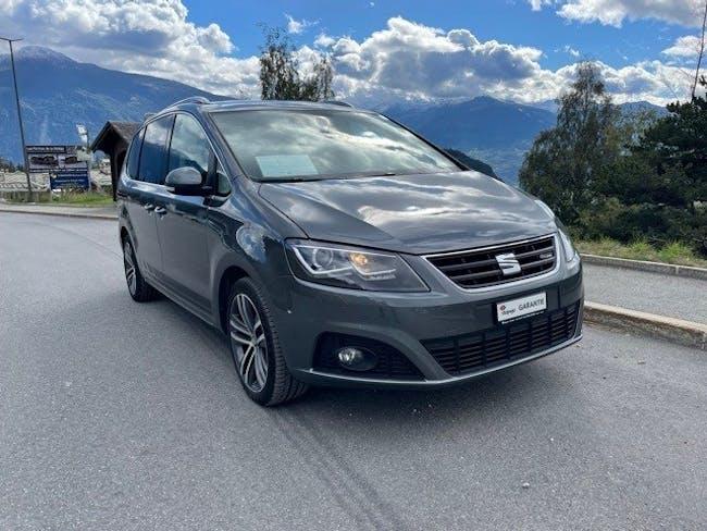 SEAT Alhambra 2.0 TDI FR Line 4Drive 93'000 km CHF28'900 - buy on carforyou.ch - 1