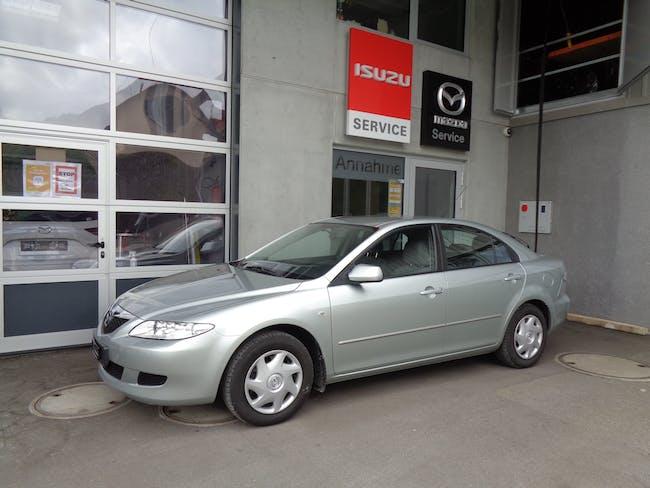 Mazda 6 Hatchback 2.0 Exclusive 50'000 km CHF4'700 - kaufen auf carforyou.ch - 1