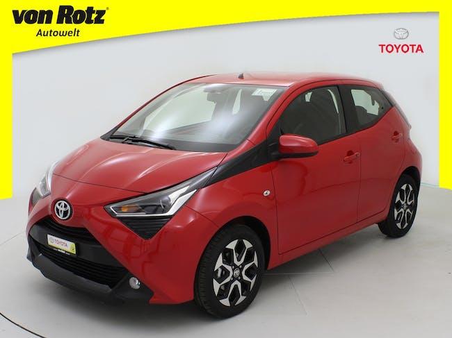 Toyota Aygo 1.0 Trend 8 km CHF15'999 - kaufen auf carforyou.ch - 1