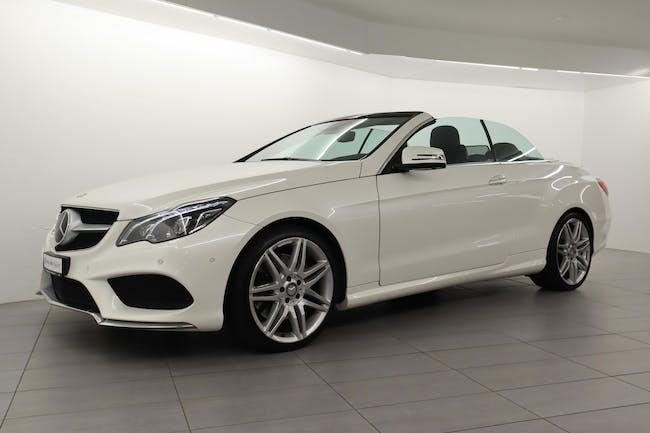 Mercedes-Benz E-Klasse E 400 Cabriolet 48'300 km CHF36'900 - buy on carforyou.ch - 1