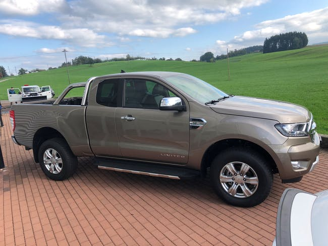 Ford Ranger Limited Extracabine 3.2 TDCi 4x4 A 1'000 km CHF45'900 - buy on carforyou.ch - 1