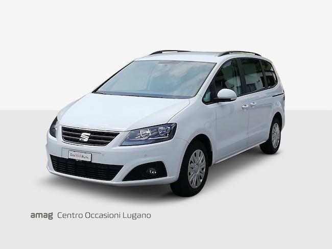 SEAT Alhambra REFERENCE STOPP - START 69'600 km CHF18'900 - buy on carforyou.ch - 1