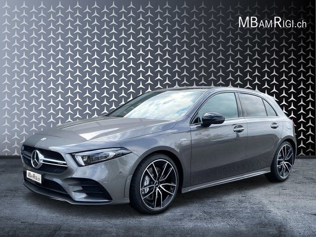 Mercedes-Benz A-Klasse A 35 AMG 4Matic Speedshift 50 km CHF69'900 - buy on carforyou.ch - 1