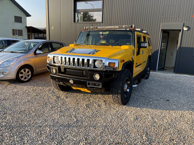 Hummer H2 6.0 Luxury 116'500 km CHF26'000 - acquistare su carforyou.ch - 1