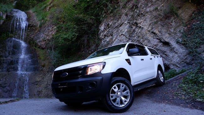 Ford Ranger XLT 2.2 TDCi 4x4 157'000 km CHF18'500 - buy on carforyou.ch - 1