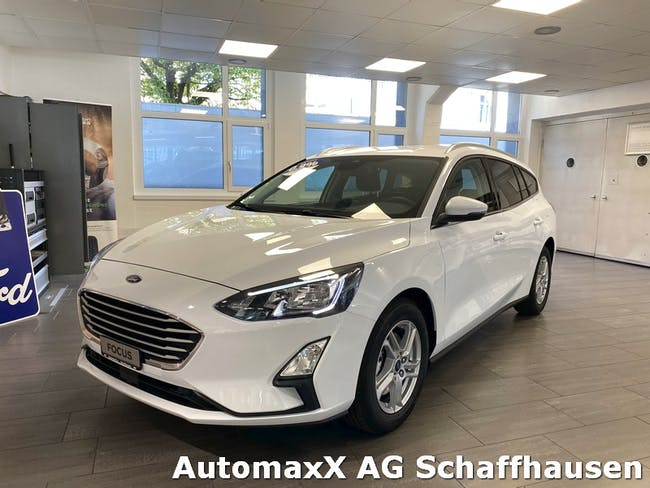 Ford Focus Station Wagon 1.0i EcoB 125 Cool & Connect 10 km CHF30'384 - buy on carforyou.ch - 1