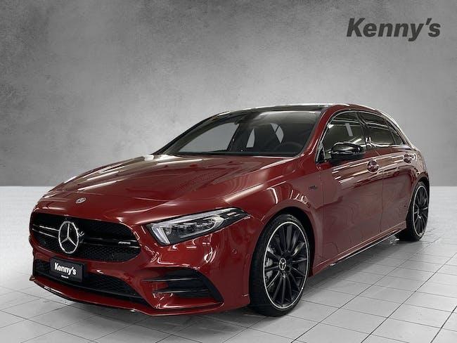 Mercedes-Benz A-Klasse A 35 AMG 4Matic 10 km CHF66'500 - buy on carforyou.ch - 1